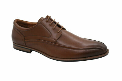 Angemessen D555 Kingsize Mens Camel Formal Shoes With Perforated Sides And Heel Ks24148 StraßEnpreis