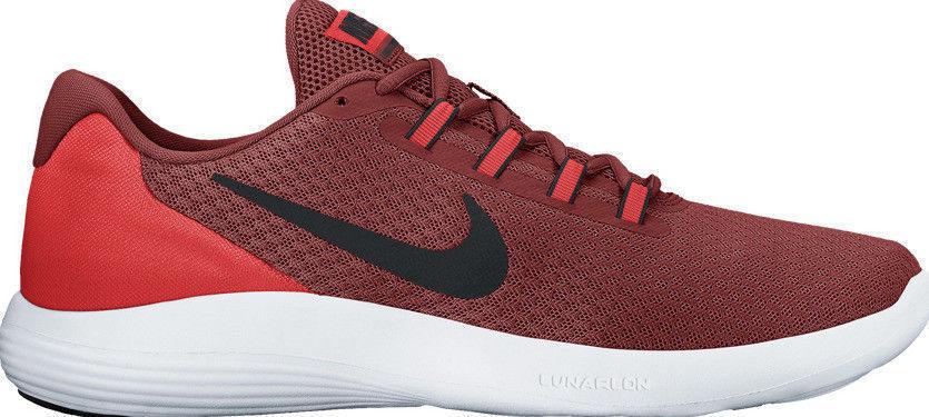 Nike lunarconverge buio di 852462-600 scarpe da corsa degli uomini - diverse dimensioni | Trasporto Veloce  | Gentiluomo/Signora Scarpa