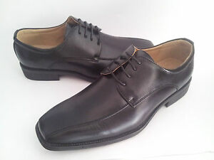 Zapatos-cordones-color-negro-de-vestir-para-hombre-talla-39-40-41-42-43-44-45