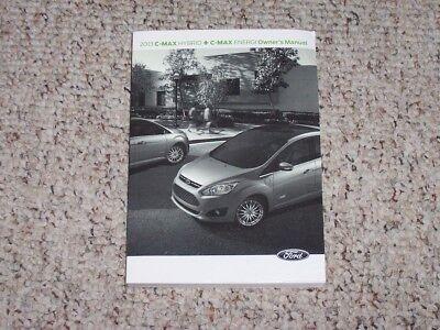 ford  max hybrid energi hatchback owner owners