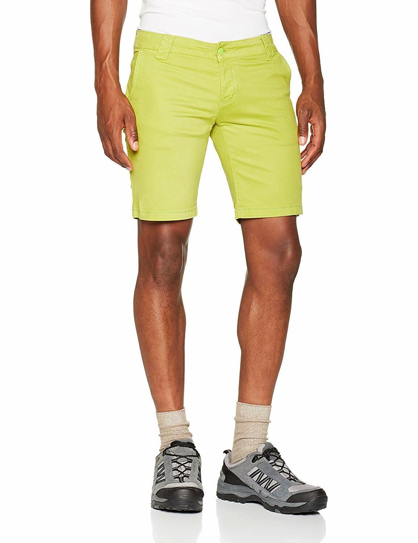 TRANGO Men's Corto Berta Shorts, Green, X-Large
