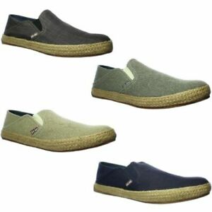 Ben Sherman New Jenson Slip On Espadrilles