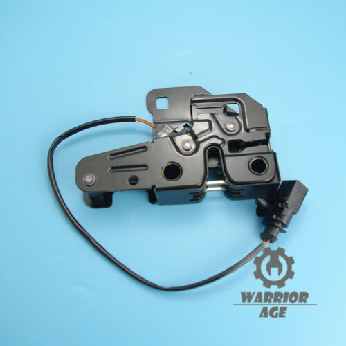 Front Bonnet Lid Lock w// Safety Latch Catch For Audi A4 S4 RS4 02-08 8E0823509C