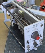 Tek Type 2a63 Differential Amplifier Oscilloscope Plugi
