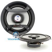 Pioneer Ts-f1634r 6.5 2-way 200w Coaxial Car Stereo Speakers Built In Tweeters on sale