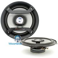 Pioneer Ts-f1634r 6.5 2-way 200w Coaxial Car Stereo Speakers Built In Tweeters on sale