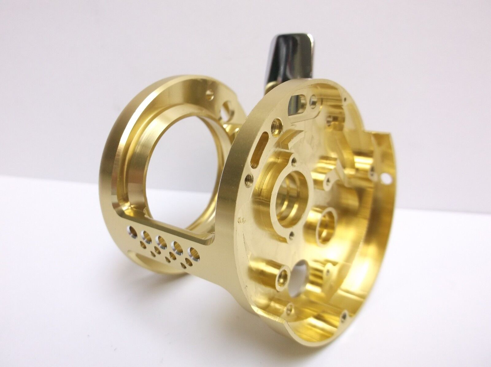 SHIMANO Frame Piece One - 51GT Calcutta BNT2866 - PART REEL
