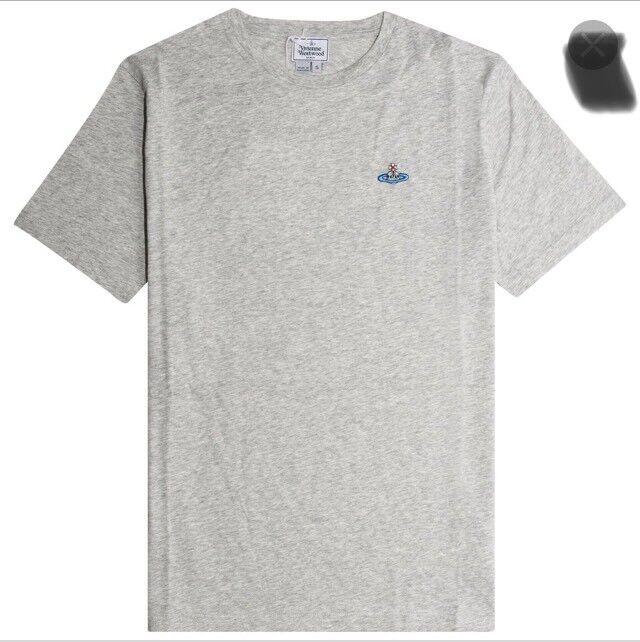 K67Vivienne Westwood Orb T Shirt UK L RRP .00