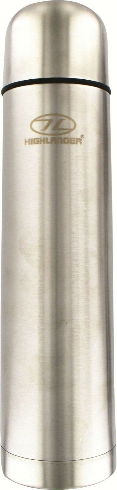 Stainaleess Steel Thermal Bushcraft Camping Travel Flask Tufflask 1 Litre