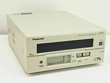 Panasonic Ag Rt600a Real Time Lapse Video Cassette Recorder System