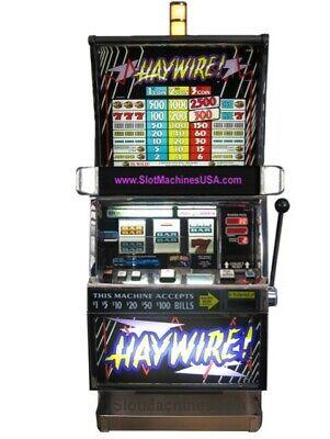 Haywire Slot Machine For Sale