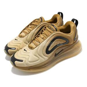 Details about Nike Wmns Air Max 720 Wheat Black Gold Women Running Shoes  Sneakers AR9293-700