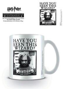 Tazza-Originale-Harry-Potter-Sirius-Black-Wanted-Prodotto-ufficiale-Regalo