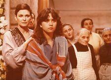 LUCIA BOSE  MARIA SCHNEIDER VIOLANTA 1977 VINTAGE PHOTO ORIGINAL #4