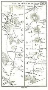 Antique-map-Roads-from-Birr-to-Loughrea-Philipstown-to-Naas-amp-the-Curragh-1