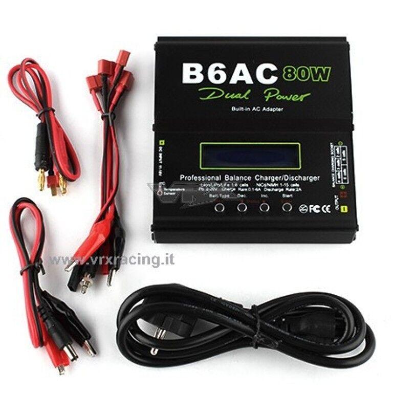 B6AC80W autoicabatteria rapido professionale  B6AC 80W per riautoiautoe in modo rapi  100% di contro garanzia genuina