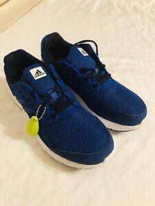 Adidas-Men-039-s-Galaxy-3-m-Royal-Blue-Running-Shoes-9-1-2-Cloudfoam-NEW-BA8198