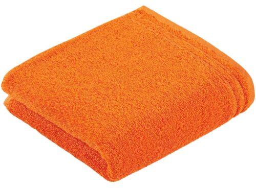 50 x 100 Vossen toalla calypso feeling255 naranja