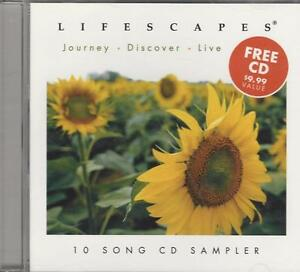 Music-CD-Target-Lifescapes-10-Song-CD-Sampler
