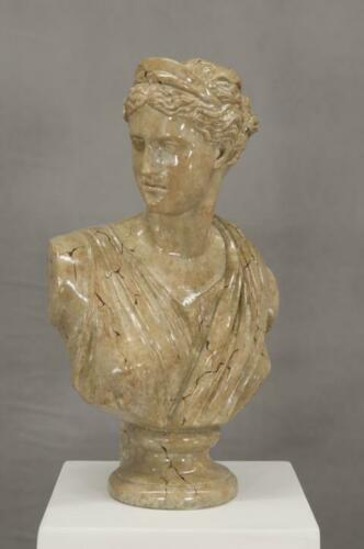 Design buste Helena Figurine Statue Sculpture Figurines Troie Décoration sculptures