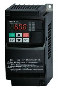 HITACHI-WJ200-150LF-20-HP-3-PHASE-200-240-VOLT-VARIABLE-FREQUENCY-DRIVE