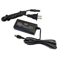 HQRP AC Power Adapter for Sony CyberShot DSC-W7 DSC-W40 DSC-W55 DSC-W70 DSC-W80