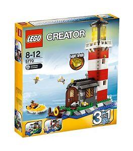 Phare Lego Creator (5770)
