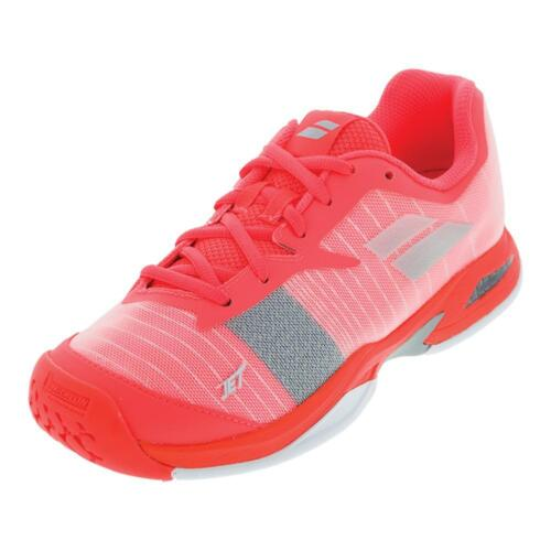 TENNIS SHOES BABOLAT JET ALL COURT JUNIOR 32S18648 5018: FANDANGO PINK // FLUO
