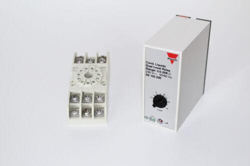 Electromatic Gavazzi Niveaurelais Füllstand SV 125 230 *Neuwertig*