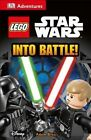 Lego Star Wars: Into Battle! by Adam Bray (Paperback / softback, 2015)