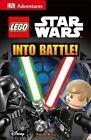 Lego Star Wars: Into Battle! by Adam Bray (Paperback / softback, 2015)