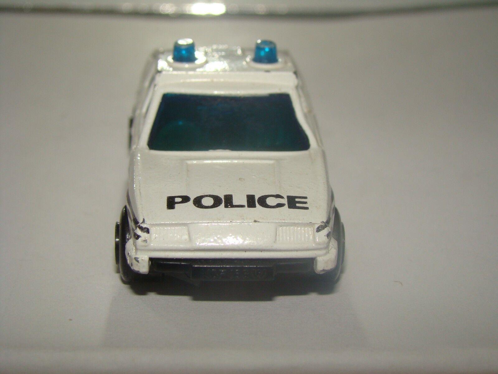 Imbrima inbrima Matchbox rover policía 3500 B019