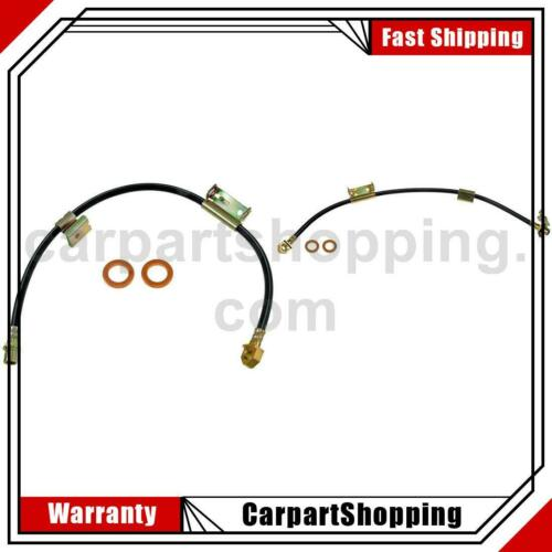 2 Dorman First Stop Brake Hydraulic Hose Front For Chevrolet Avalanche 1500