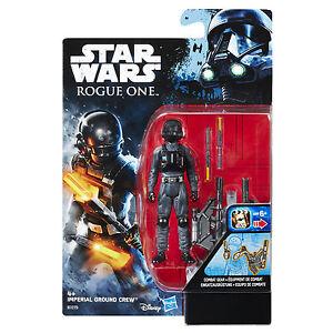 "Kunden Zuerst Star Wars Rogue One Imperial Ground Crew 3.75"" Figure By Hasbro b7279"