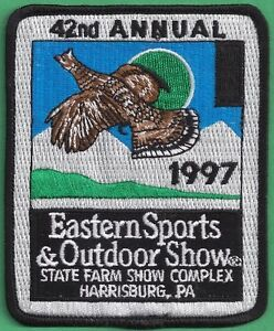 Pa pennsylvania game fish commission 1997 eastern sports for Pa game and fish