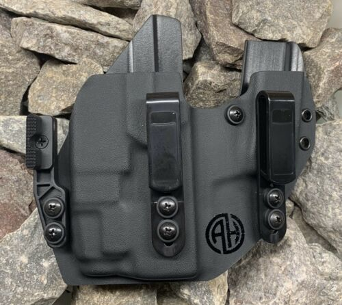 """AIWB """"Outbreak """" Holster  Sig P320 Compact Or Carry With Tlr-7//Tlr7a High Or Low"""