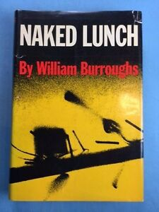 Naked Lunch ~ WILLIAM S. BURROUGHS ~ First Edition ~ 1st