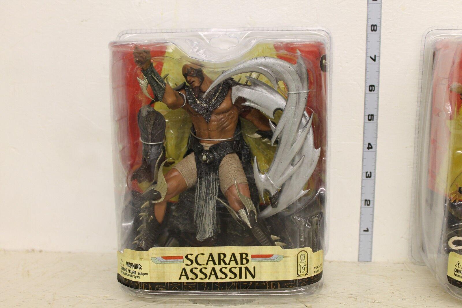 Spawn Series 33  Scarab Assassin Figure