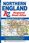 Northern England Regional Road Atlas by Geographers' A-Z Map Company (Paperback, 2011)