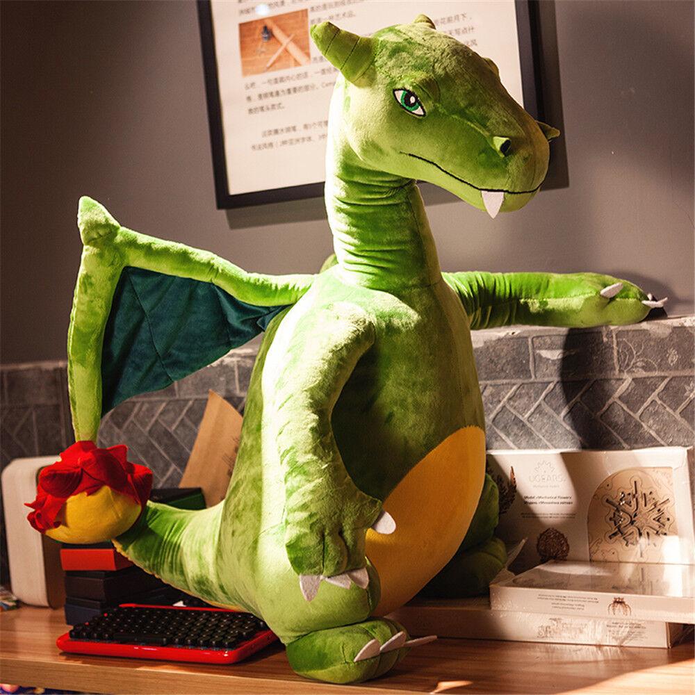 Tyrannosaurus Rex Dinosaur Plüsch Spielzeug Stuff Modeling Wings Dinosaur Doll Geschenke