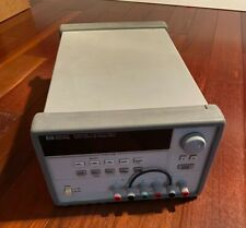 Hewlett Packardagilent E3631a Triple Output Power Supply Used Good Condition