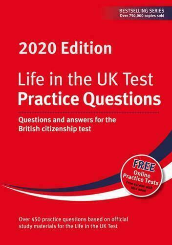 Life in the UK Test: Practice Questions 2020: Questions ...