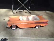 Mattel~Vintage Barbie 1957 Chevy Convertible~Made in Mexico~Dated 1988~