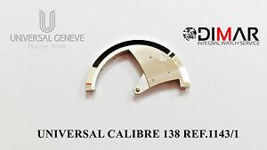 Armband- & Taschenuhren Universal Weite 138 Ref.1143/1 Elegante Form Uhren & Schmuck