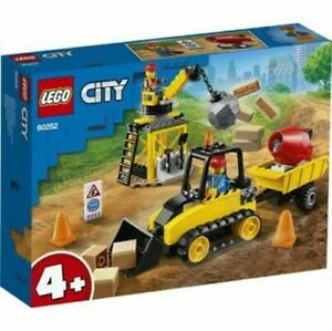 LEGO-CITY-60252-bulldozer-da-cantiere