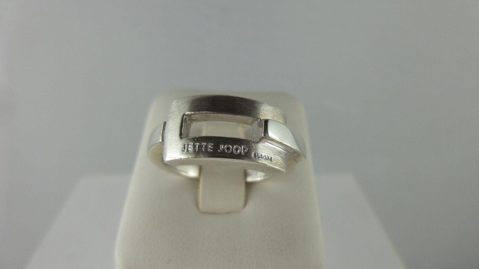 ⭐⭐JETTE JOOP Ring  925 Sterlingsilver Ringgröße 56 Top⭐⭐