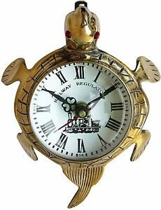 Marine Clock Nautical Br Roman Watch