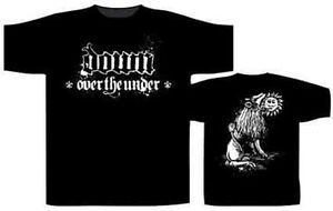 DOWN-Over-The-Under-T-Shirt-Groesse-Size-XL-Neu-PANTERA-Phil-Anselmo