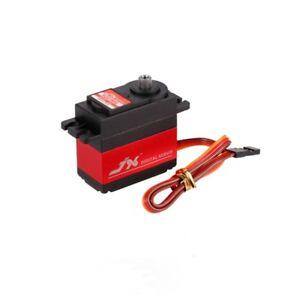 JX-6221MG-Digital-Steering-Servo-Metal-gear-Mechanical-arm-High-Torque-HPI-New