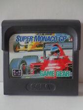 Game Gear Spiel -  Super Monaco GP I (1) (Modul)